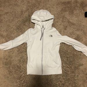 EUC women's Zip up hoodie